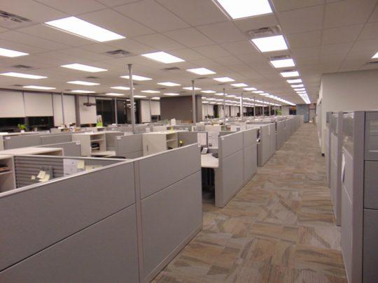 28,000 sq.ft. – Office Renovation