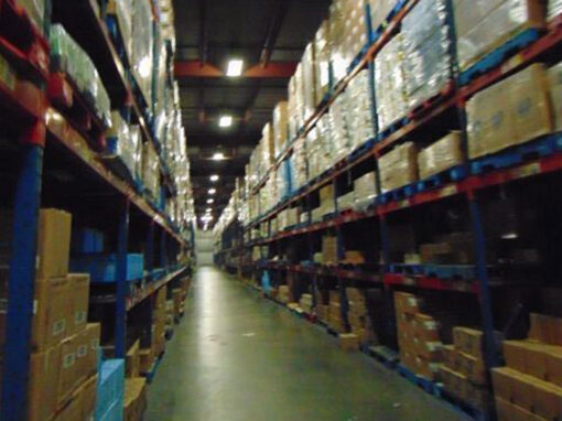 Grocery Distribution Centre Renovations